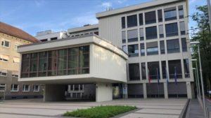 Bâtiment IZUM à Maribor
